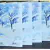 Deidre's Watercolor Cards