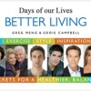"Days ""Better Living"" Book Tour"